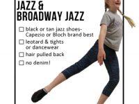 Jazz/Broadway Jazz