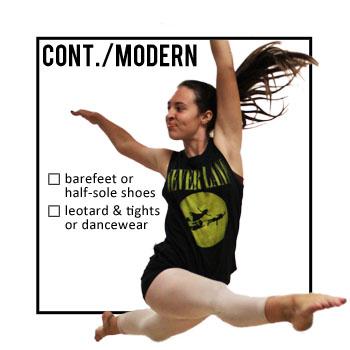 Cont./Modern