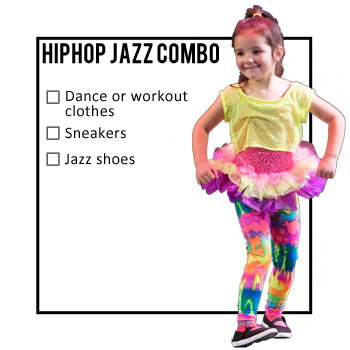 HipHop/Jazz Combo