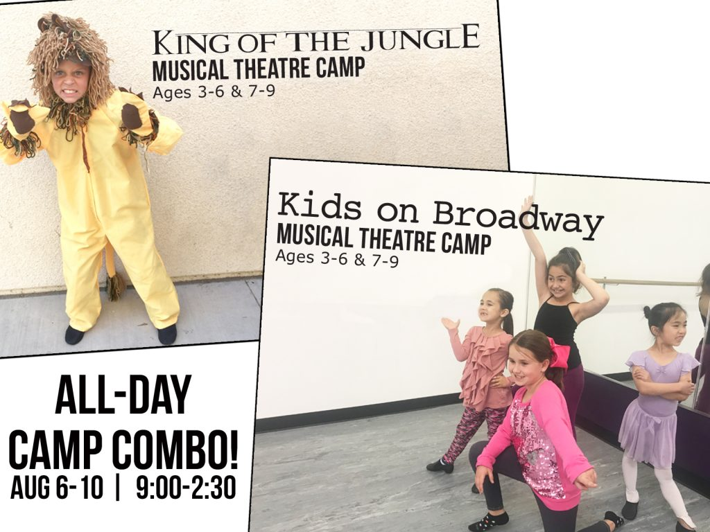 All Day Camp Combo_King and Kids