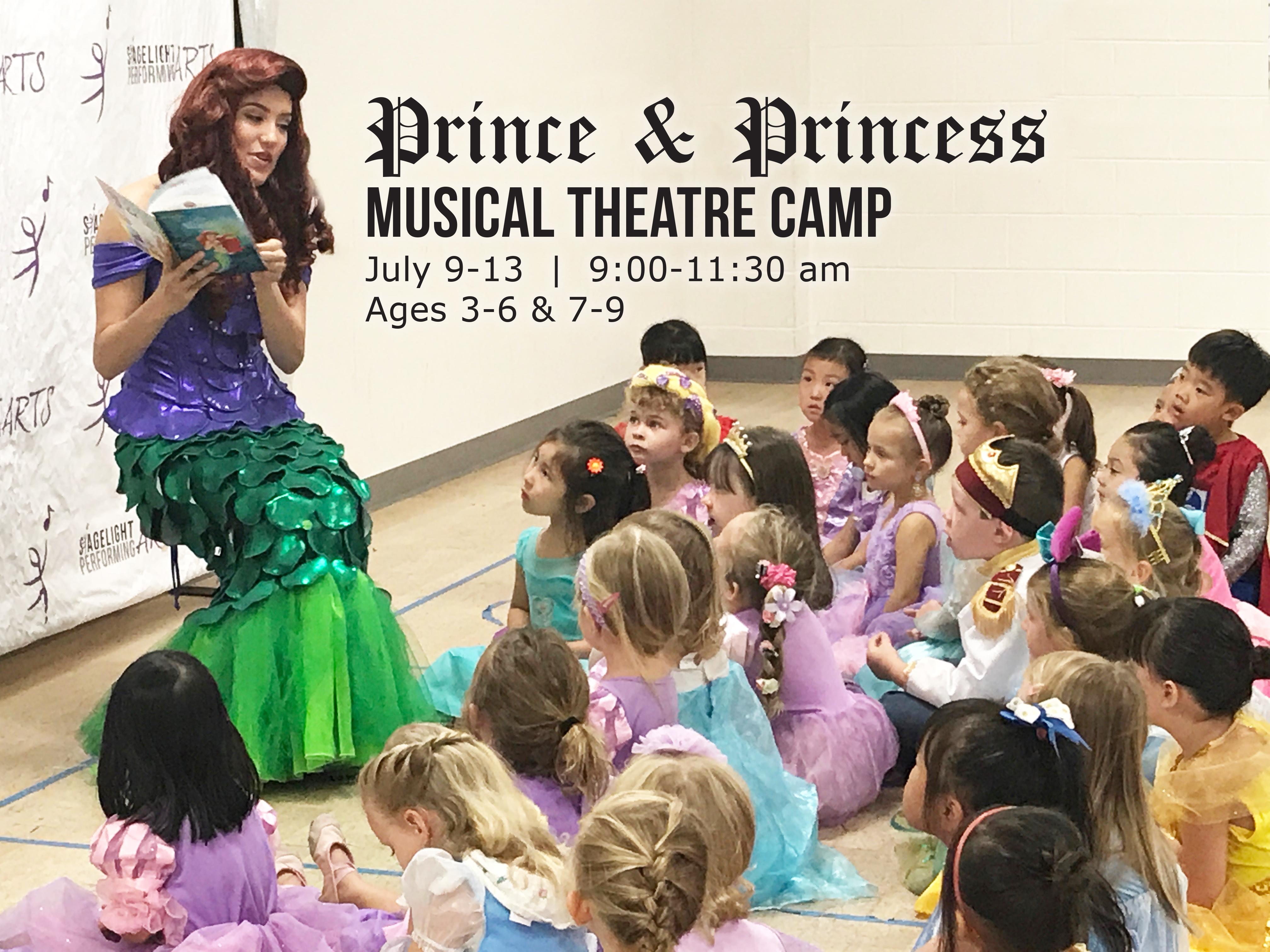 Princess Camp Ad