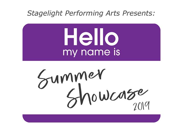Showcase logo_Hello my name is